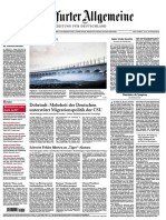 Frankfurter Allgemeine Zeitung F.a.Z. - 03. Januar 2019