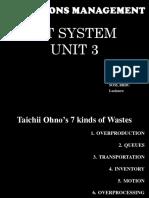 Jit System - Unit 3