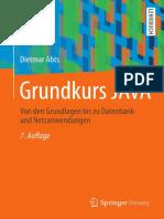 Grundkurs Java Dietmar Abts 7. Auflage 2013