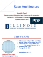Illinois Scan Architecture