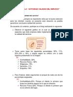 Actividad-Calidad-Del-Servicio ( SERVICIO AL CLIENTE ).docx