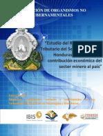 Estudio Sobre Minería en Honduras