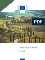 Bilancio in Italia