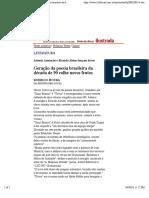 Folha de S.Paulo - Literatura