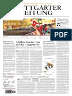 Stuttgarter Zeitung – 21. Februar 2019