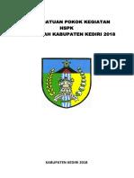 Hspk Kediri 2018 Tgl. 17 Nop. 17