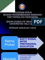 Bakti Sosial Inter Prefesional Education - Copy