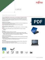 Lifebook LH532