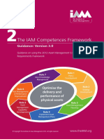 IAM Competences Framework v3 2014 Part 2 (1)