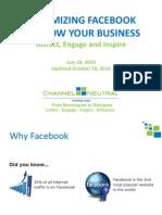 Maximizing Facebook for Biz Growth