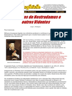 26 Licao Profecias de Nostradamus e Outros Videntes