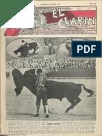 El Clarín (Valencia). 24-5-1930