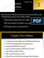 IFM Ch 3 Monetary System