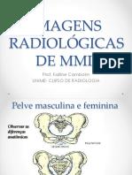 IMAGENS RADIOLÓGICAS DE MMII