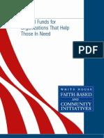 Grants Catalog