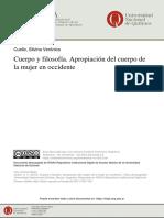 Cuerpo y filosofía. Apropiación del cuerpo de la mujer en occidente.pdf