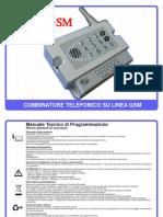 Combinatore Nano GSM