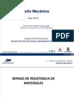 Conceptos de Resistencia de Materiales No1