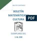 ContenidoBoletines