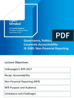 IB2480 Mechanisms of Accountability NonFinancial Reporting 2018
