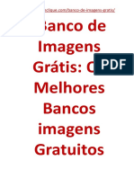 Banco de Imagens Gratis
