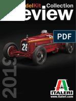 Italeri Catalog 2019