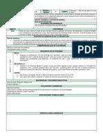 Plan 4to Grado - Bloque 5 Formación C y E (2017-2018)