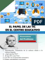 Ponencia TIC - Marco a. Campos