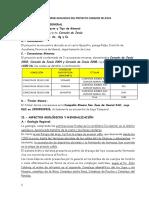 Estructura de Informe - De Inversion Agosto 11 2018