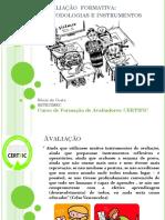 2010524151623111certific- Avaliacao Formativa - Apresentacao Sonia