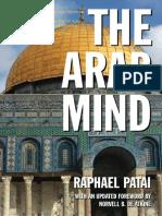 The Arab Mind Raphael Patai 2010