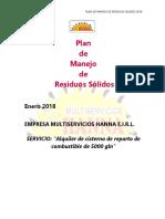 ANEXO 03 Plan de Manejo de Residuos_HANNA