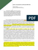 Susana Zanetti - Modernidad y Religacion