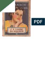 A Saúde da Mulher 1938