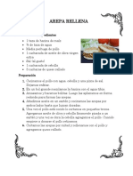 Texto instructivo 6to Receta
