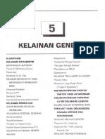 Bab 5. Kelainan Genetik