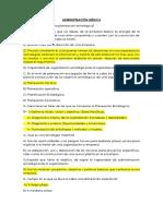 ADMINISTRACIÓN MÉDICA  Y GENÉTICA PREGUNTAS.docx
