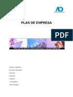Modelo Plan de Negocio