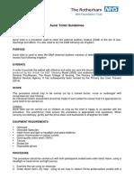 Aural Toilet Guideline1