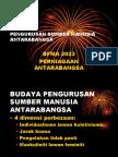 Bab 15 - Peng Sumber Manusia Antarabangsa
