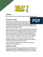 Reglas Final ZUC