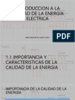 Introduccion a La Calidad de La Energia Electrica