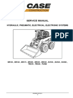 Case Skid Steer Loader Service Manual Pgs 29-987