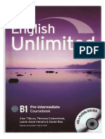 English Unlimited B1_2010_Coursebook