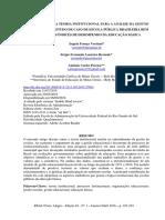 O Coalinhamitivas e orativas-3ES19 - TC