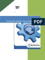 Manual Instalacion Oracle 11g Kubuntu