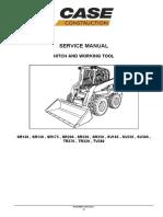 Case Skid Steer Loader Service Manual Pgs 1567-1738