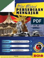 FAIL REKOD PERSEDIAN MENGAJAR 2019 EDISI SARAWAK- By Mr.Mu.pptx