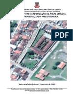 Plano de Arborização - Anisio Teixeira