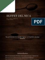 Buffet Del Nica